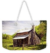 Erbie Homestead Weekender Tote Bag by Marty Koch