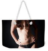 Erotic Woman Weekender Tote Bag