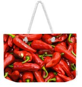 Espelette Peppers Weekender Tote Bag