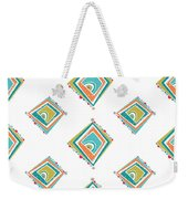 Ethnic Window Weekender Tote Bag by Susan Claire