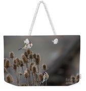 European Goldfinch Weekender Tote Bag