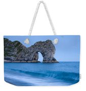 Evening At Durdle Door Weekender Tote Bag