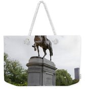 Evening With George Washington Weekender Tote Bag