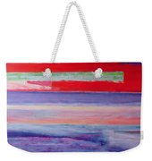 Everybody I Never Slept With  Weekender Tote Bag