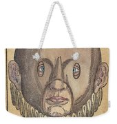 Eye Treatment, 1583 Weekender Tote Bag