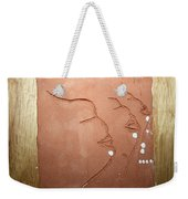 Faces - Tile Weekender Tote Bag