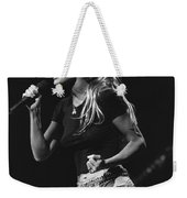Faith Hill Weekender Tote Bag