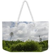 Falcon Nest 3  Weekender Tote Bag