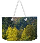 Fall In Spokane Weekender Tote Bag