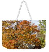 Fall View Weekender Tote Bag