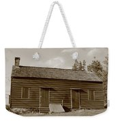 Farmhouse  Weekender Tote Bag by Frank Romeo