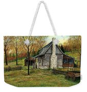 Farming Time Weekender Tote Bag