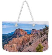 Farview Point At Bryce Canyon Weekender Tote Bag