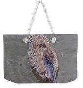 Female Pelican Weekender Tote Bag