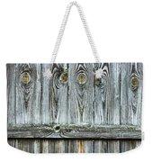 Fence Detail Weekender Tote Bag