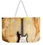 Fender Stratocaster Collection Weekender Tote Bag