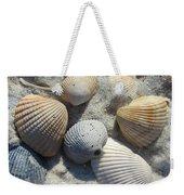 Fernandina Shells  Weekender Tote Bag