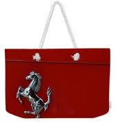 Ferrari Horse Weekender Tote Bag