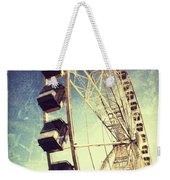 Ferris Wheel In Paris Weekender Tote Bag