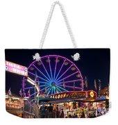 Ferris Wheel Rides And Games Weekender Tote Bag