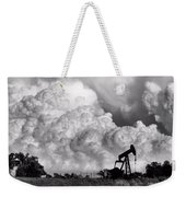 Field Of Nightmares Weekender Tote Bag
