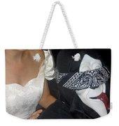 Film Homage Bela Lugosi Ed Wood Bride Of The Monster 1955 Halloween Party Casa Grande Arizona 2005 Weekender Tote Bag