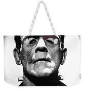 Film Homage Boris Karloff The Bride Of Frankenstein 1935 Publicity Photo 1935-2012 Weekender Tote Bag