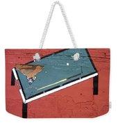 Film Noir Phil Carlson The Phenix City Story 1955 Bar Wall Pool Table Eloy Arizona 2005 Weekender Tote Bag