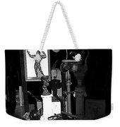 Film Noir Richard Widmark Night And The City 1950 1 Johnny Gibson Health And Gym Equipment Tucson Weekender Tote Bag