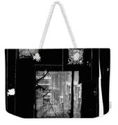Film Noir Signe Hasso Lloyd Nolan House On 92nd Street 1945 Collage Antlers Hotel Victor Co 1971-'10 Weekender Tote Bag
