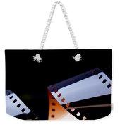 Film Strip Abstract Weekender Tote Bag by Tim Hester