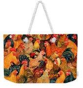 Fine Fowl Weekender Tote Bag