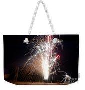 Fireworks 9 Weekender Tote Bag