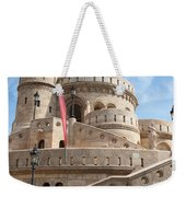 Fisherman Bastion In Budapest Weekender Tote Bag