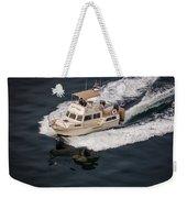 Fleming Yacht's Corvette Weekender Tote Bag