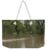 Flooded Park Weekender Tote Bag