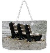 Flooded Seat  Weekender Tote Bag