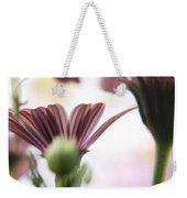 Flower Background Weekender Tote Bag