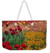 Flowers Everywhere Weekender Tote Bag