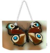 Fly Butterfly Weekender Tote Bag