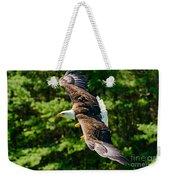 Flying Eagle Weekender Tote Bag