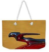 Flying Lady Weekender Tote Bag