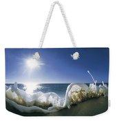 Foam Inertia Weekender Tote Bag