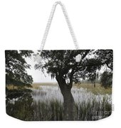 Fog On The Water Weekender Tote Bag