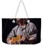 Folk Singer Griffen House Weekender Tote Bag