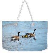Follow Me Weekender Tote Bag