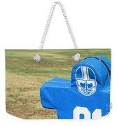 Football Dummy Weekender Tote Bag