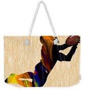 Football Weekender Tote Bag