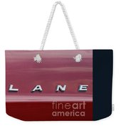 Ford Fairlane Weekender Tote Bag