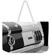 1966 Ford Shelby Mustang Gt 350 Taillight Weekender Tote Bag